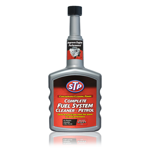 STP® Complete Fuel System Cleaner-Petrol