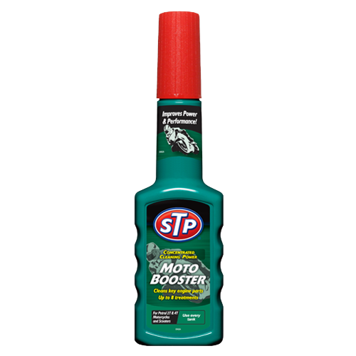 STP® Moto Booster